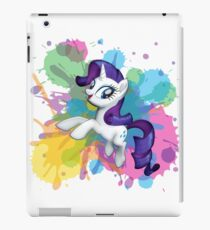my little pony rarity iPad Case/Skin