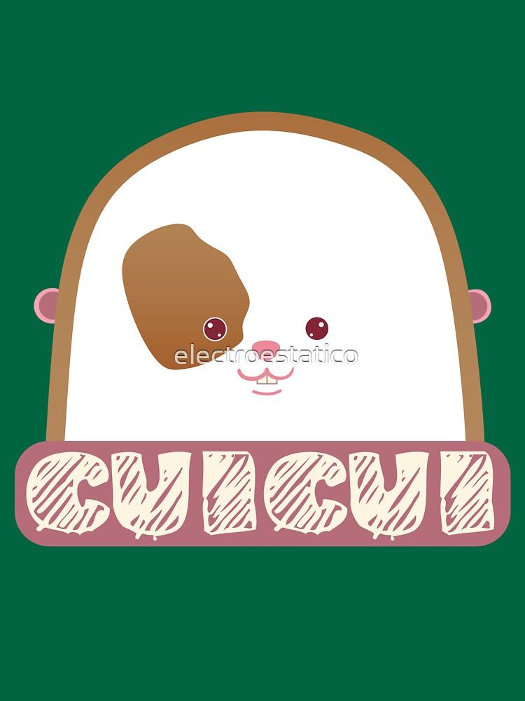 Guinea pig by electroestatico