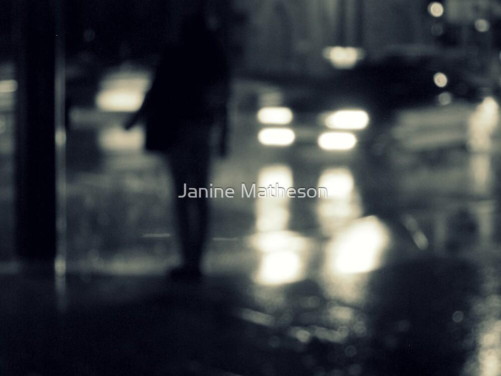 tears fall like rain by Janine Matheson
