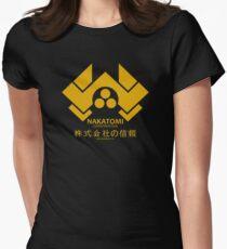 Nakatomi Women's Fitted T-Shirt