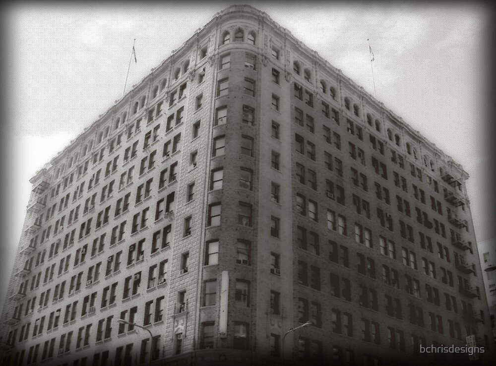 Building from the Past by bchrisdesigns
