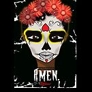 Amen Skull by KLCreative