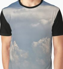 Drama In The Sky Graphic T-Shirt