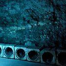 Blue underworld by Kathy N