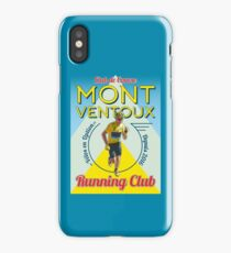 Chris Froome Mont Ventoux Running Club iPhone Case/Skin