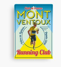 Lienzo Chris Froome Mont Ventoux Running Club