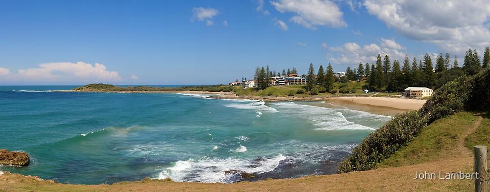Yamba Beach, New South Wales by John Lambert