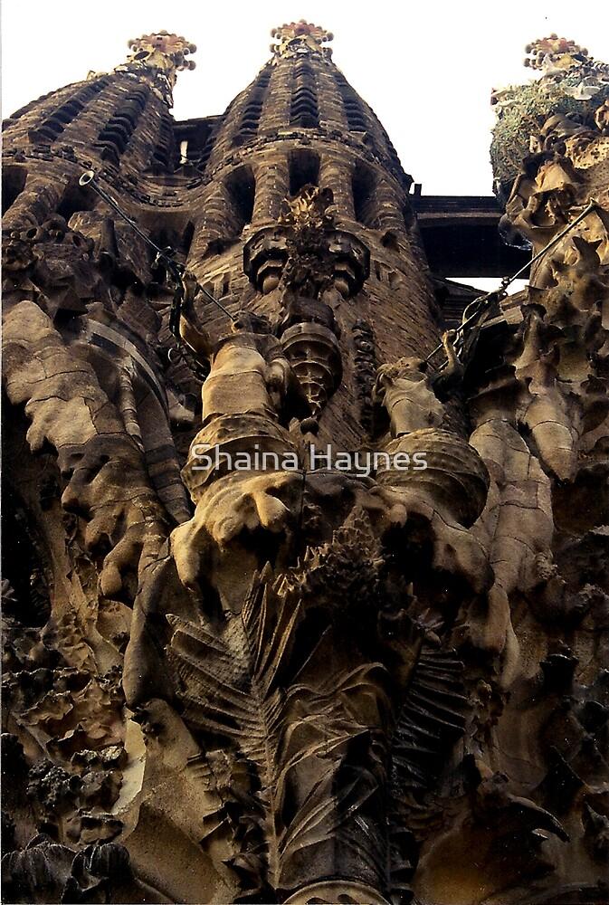 La Sagrada Familia by Shaina Haynes