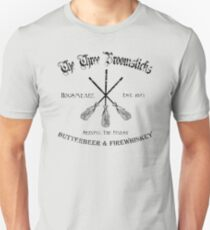 Three Broomsticks Unisex T-Shirt