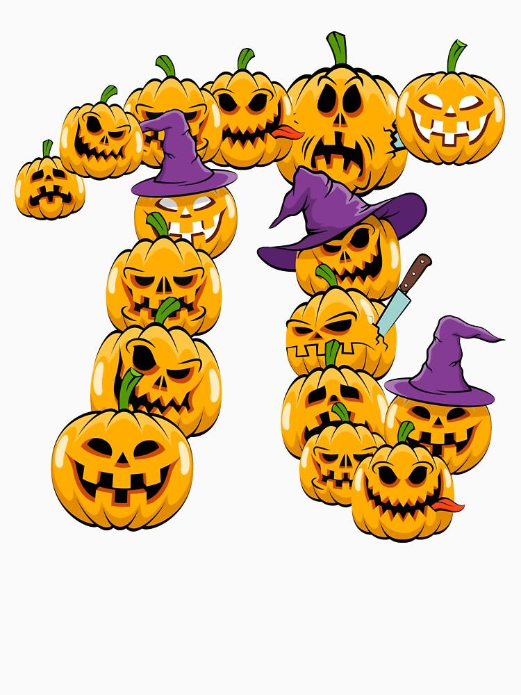 Pi Pumpkins Pi 3,14 funny shirt by bestdesign4u