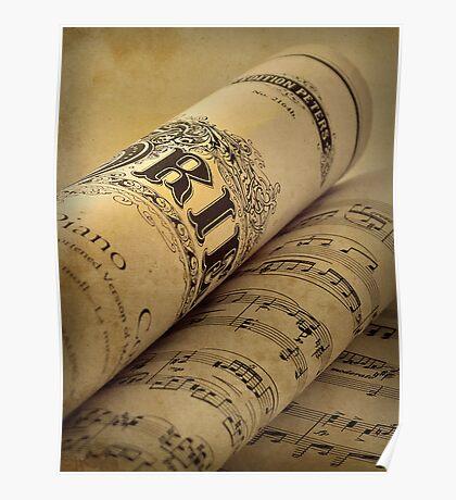 Grieg Piano Concerto Poster