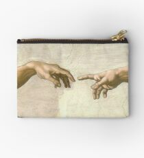 The Creation Of The Bad Boy Studio Pouch