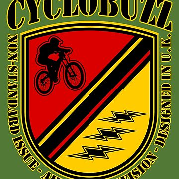 CycloBuzz Airborne Division by CycloBuzz