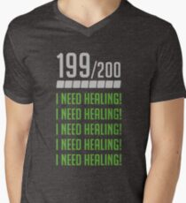 I Need Healing Men's V-Neck T-Shirt