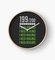Reloj Necesito curación