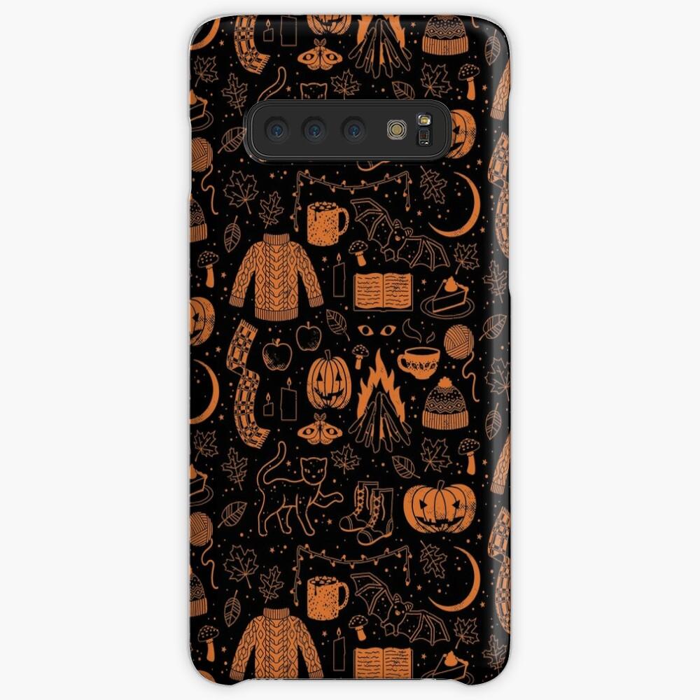 Autumn Nights: Halloween Case & Skin for Samsung Galaxy