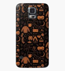 Autumn Nights: Halloween Case/Skin for Samsung Galaxy