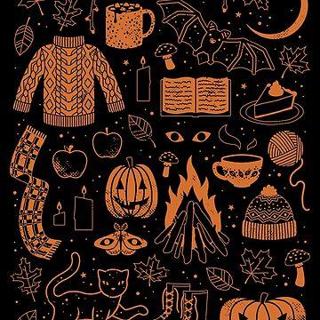 Autumn Nights: Halloween by LordofMasks