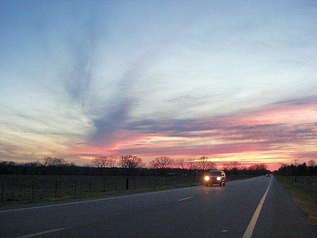 Alabama Sunset by Glenda36804