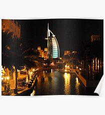 Burj Al Arab in Dubai Poster