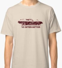 V8 Interceptor (Mad Max) Classic T-Shirt