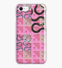 Asian spring mosaic iPhone Case/Skin