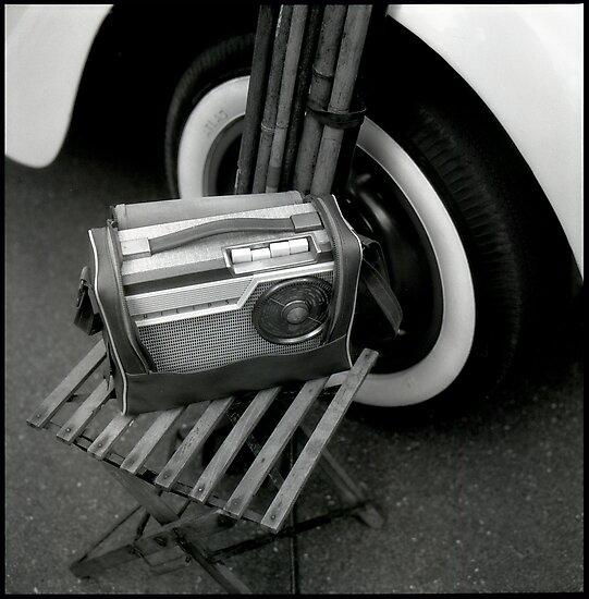 retro radio • allouville, normandy • 2008 by lemsgarage