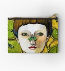 The Dragonfly Whisperer Studio Pouch