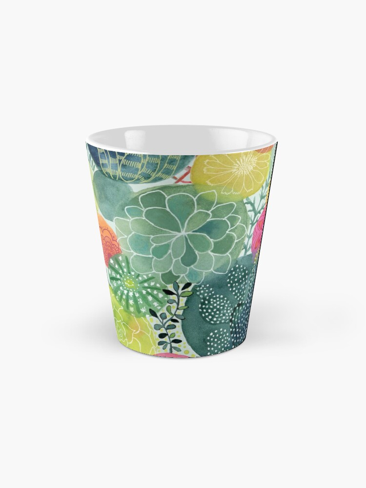 Alternate view of Succulent Circles Mug