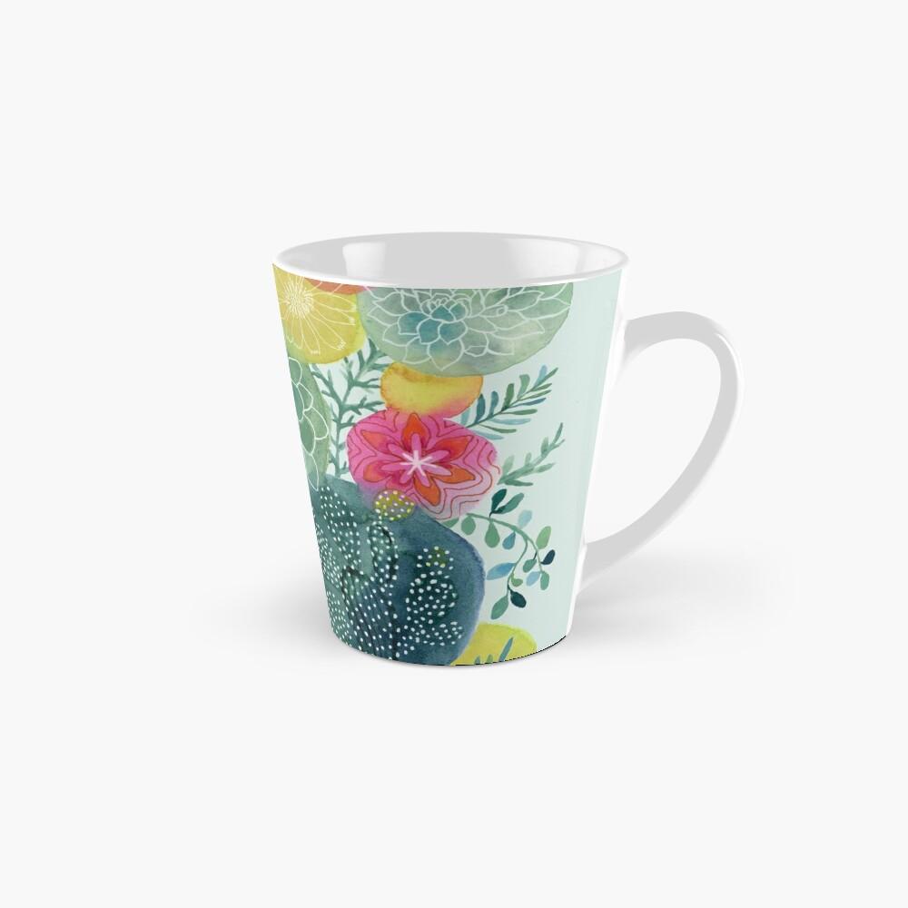 Succulent Circles Mug