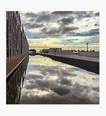 Mirror In The City Photographic Print