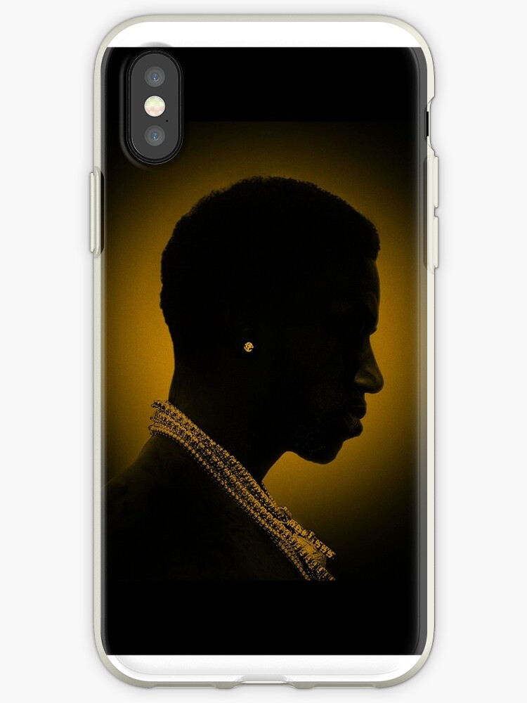 release date 94cf2 9bb7c 'Mr Davis - Gucci Mane' iPhone Case by ChanceThatBino