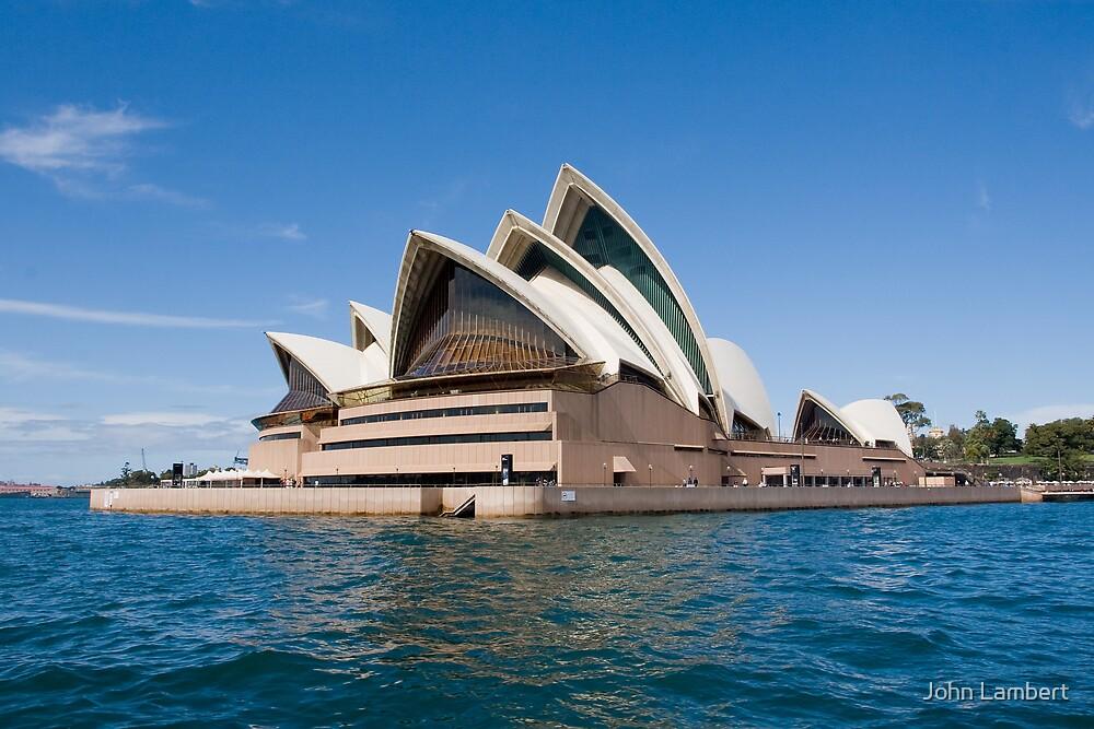 Opera House, Sydney by John Lambert