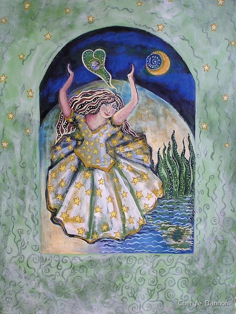 Heart by Cheryle  Bannon