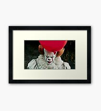 Pennywise (IT 2017) Framed Print