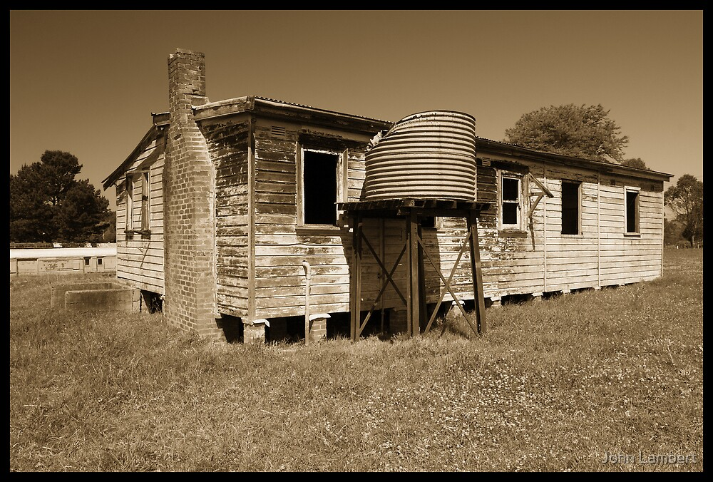 Old House, Dorrigo by John Lambert