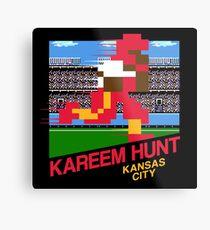 Kareem Duck Hunt Metal Print