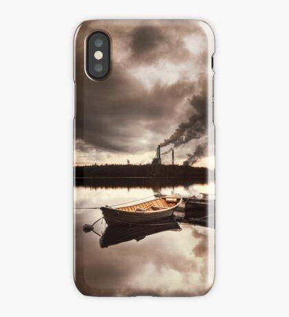 Orange-ish iPhone Case