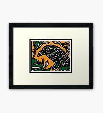 Magpie, Wall Art Framed Print