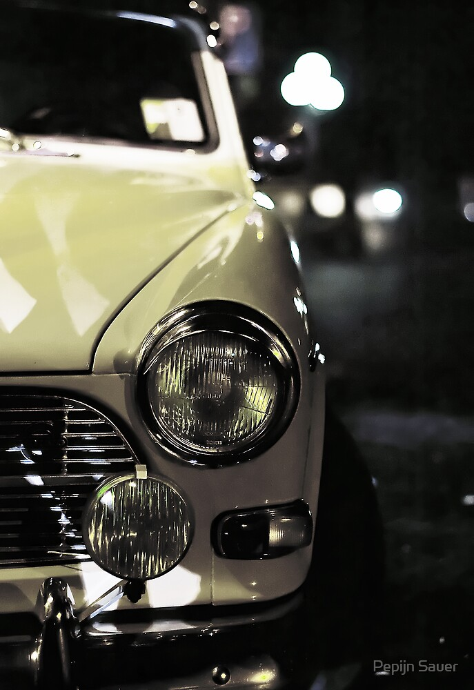 Volvo by Pepijn Sauer