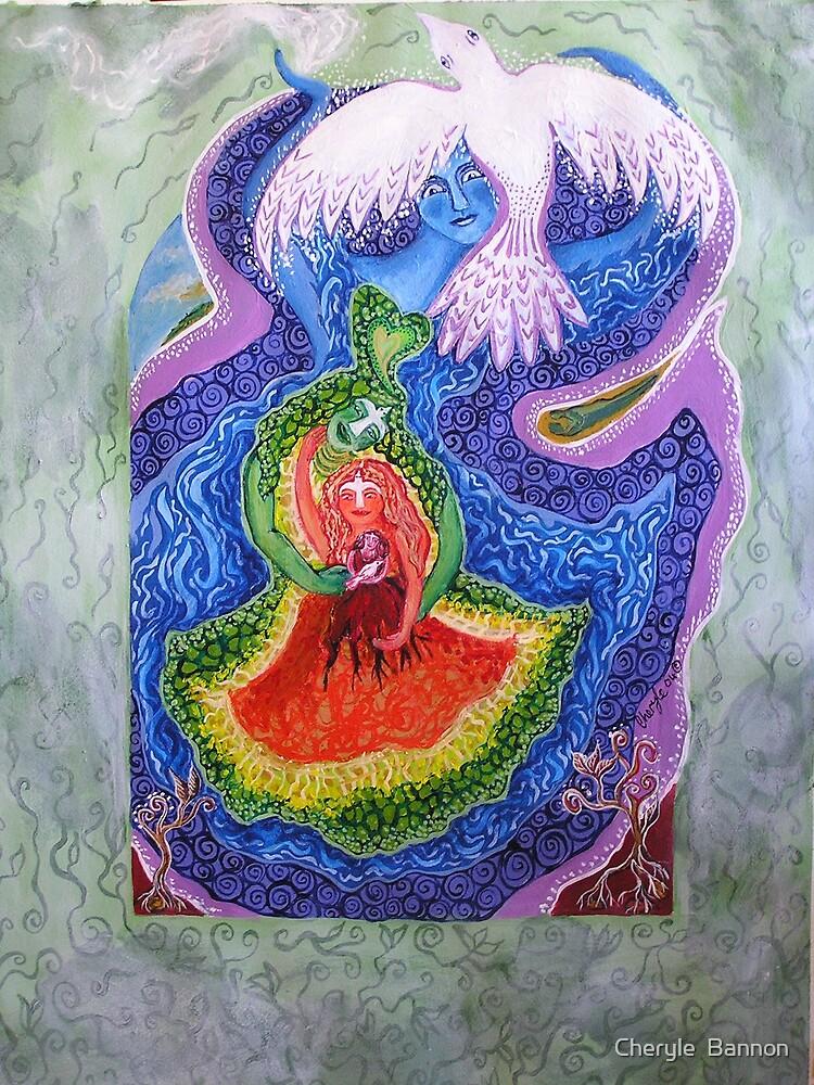 Chakra by Cheryle  Bannon