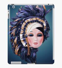 Feather Hat Art iPad Case/Skin