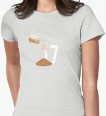TOBIN HEATH #17 Women's Fitted T-Shirt