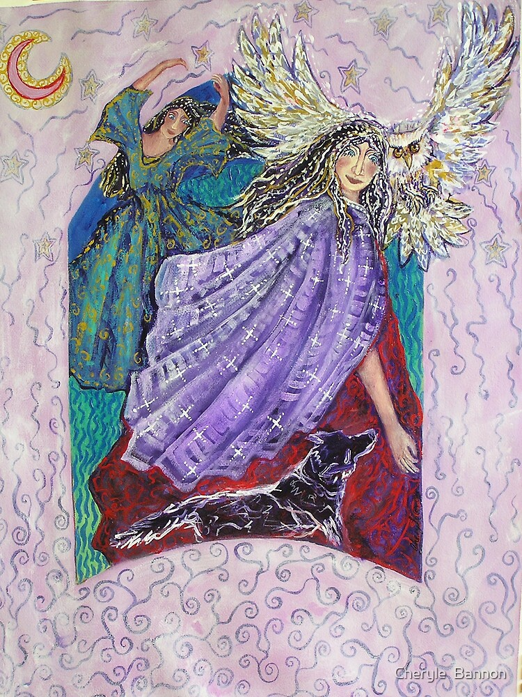 Wisdom Kin by Cheryle  Bannon