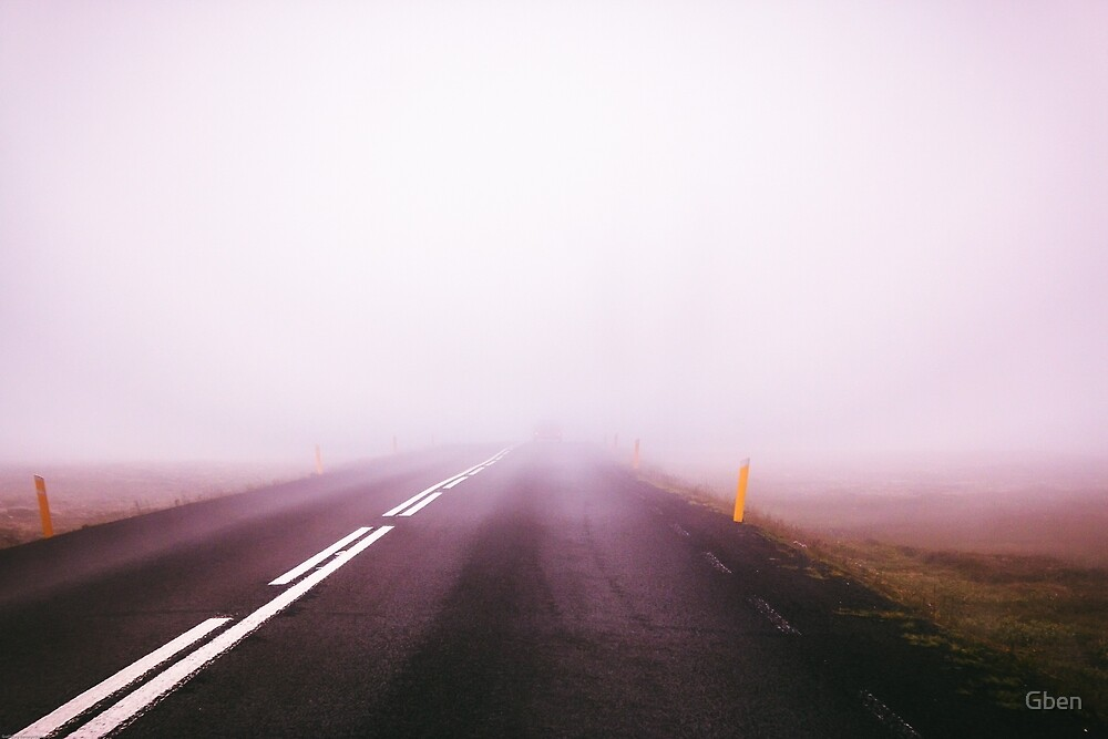 Into the unknown. by Gben