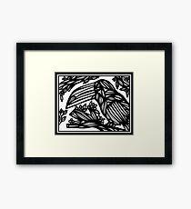 Toucan, Wall Art Framed Print