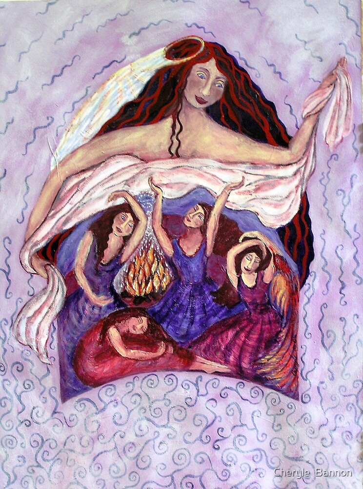 Unveiled by Cheryle  Bannon