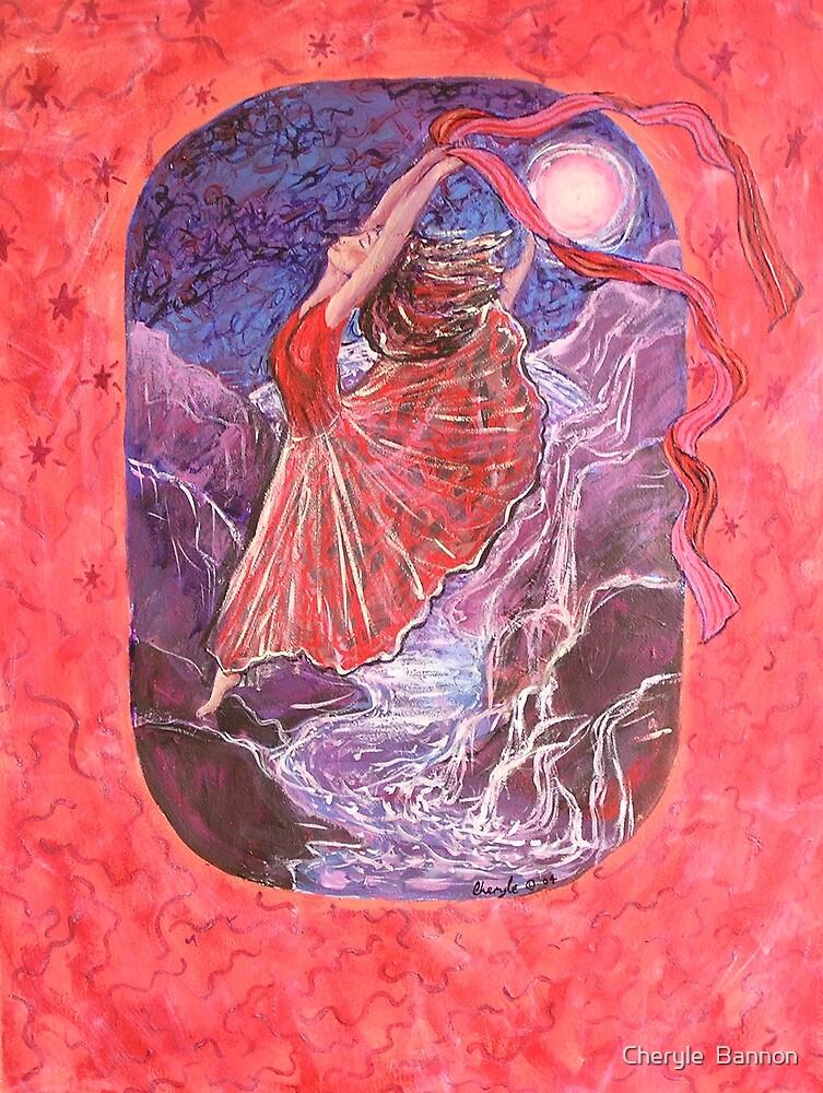 The Leap by Cheryle  Bannon