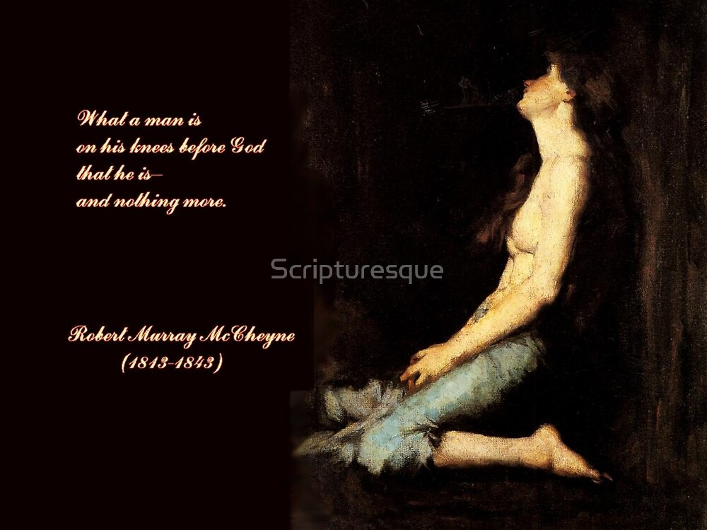 Before God by Scripturesque