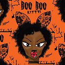 Boo Boo Kitty Trick or Treat by KLCreative